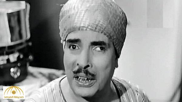 في ذكرى وفاته.. تعرف على صدمتين بحياة عبدالفتاح القصري