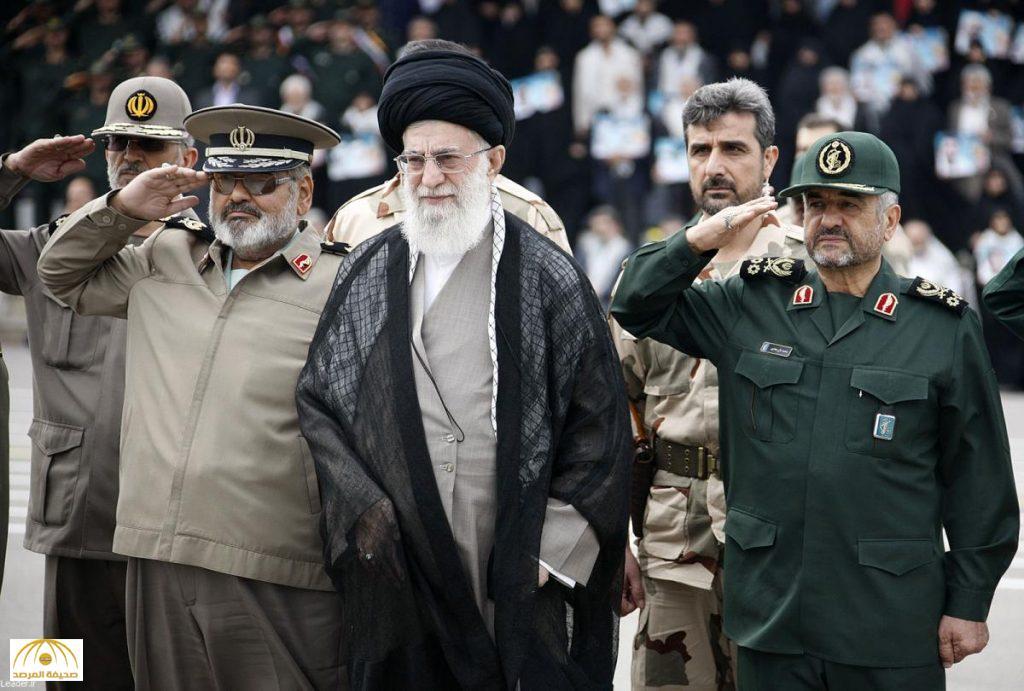 """الحرس الثوري الإيراني لعب دورا  في تخريب""""14"""" دولة بينهم السعودية وصرف 100 مليار لتخريب سوريا"""