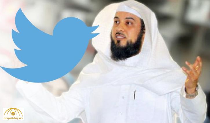 """""""العريفي"""" يقاضي داعية بسبب تغريداته على """"تويتر"""".. ويطالب معاقبته طبقًا لقانون الجرائم المعلوماتية !"""