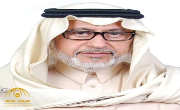 وفاة والد الدكتور صالح بن سبعان