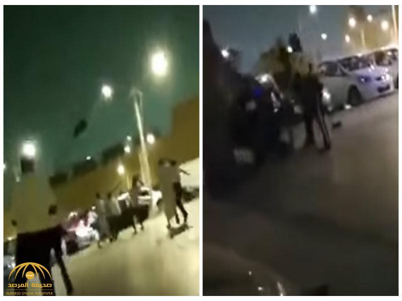 شرطة مكة تصدر بياناً حول القبض على المتورطين في مشاجرة المركز التجاري بجدة-فيديو