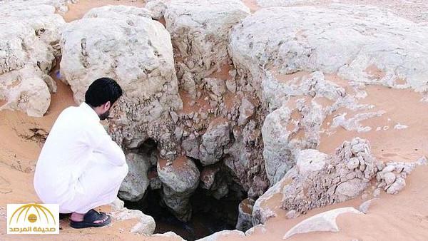 """لينة.. قرية الآبار التي حفرها جن """"سليمان"""".. معلومات لن تصدقها !-صور"""