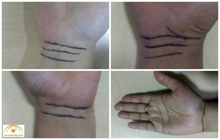 بالصور : تعرف على أسرار هذه الخطوط الموجودة في معصمك !