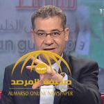 """بالفيديو.. """"مصطفى الآغا"""" يُقبّل زوجته على الهواء مباشرة !"""