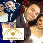 شاهد بالفيديو: حفل زفاف ابنة صالح كامل وصفاء أبو السعود