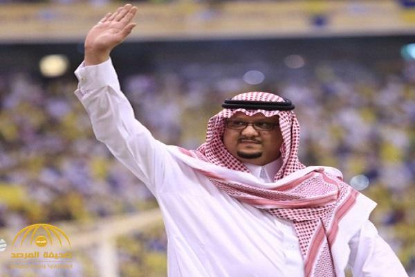 """استقالة """"مفاجئة"""" لرئيس نادي النصر.. وتدوينة على """"تويتر"""" تحمل التفاصيل !"""