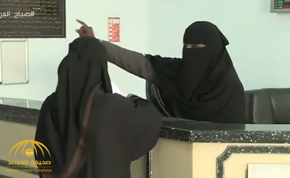 """بالفيديو..ينظرون لي بـ """"دونية"""".. حارسة أمن سعودية تتحدى المجتمع وتحصل على """"الماجستير"""""""