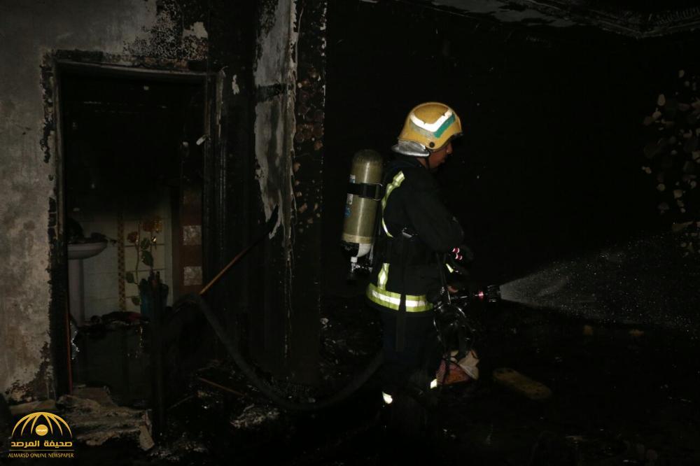 وفاة 3 شقيقات جامعيات بحريق.. وشقيقهن الأكبر يروي تفاصيل الحادث-صور