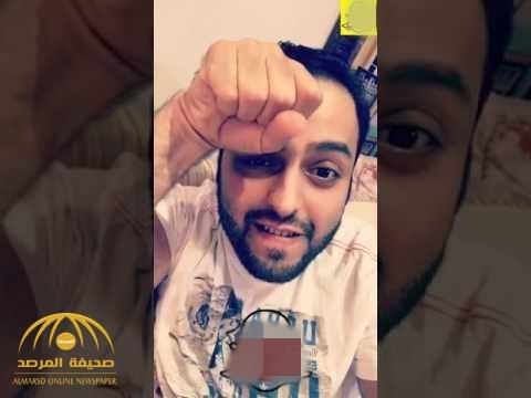 بالفيديو: راقي شرعي  يطلب 900 ريال للقراءة على خزان مياه!