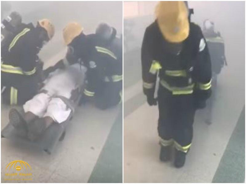 """""""مدني طريب"""" يُعلق على فرضية إنقاذ مصاب أثارت جدلاً واسعاً.. هكذا وصف أخطاء المسعفين ! –فيديو"""
