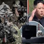 """ماذا تفعل الوحدة الخاصة الأمريكية التي اغتالت """"أسامة بن لادن"""" في كوريا الجنوبية الآن!؟"""