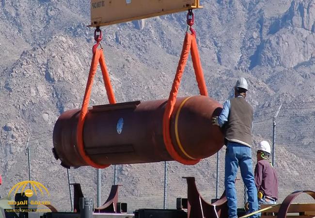 تعرف على قنبلة أميركية وزنها 14 طناً أخطر من أم القنابل.. هذا ما ستفعله لو استهدفت المواقع النووية بكوريا الشمالية -فيديو