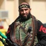 """""""شاهد"""": أبو عزرائيل يدعو لإبادة أهل الموصل بـ""""الكيماوي"""" ويسب الذات الإلهية"""
