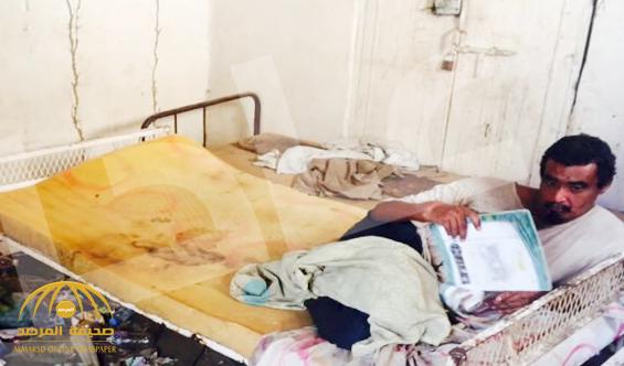 بالفيديو: مواطن يرمي أخاه المريض في مكب نفايات.. ويستولي على أمواله