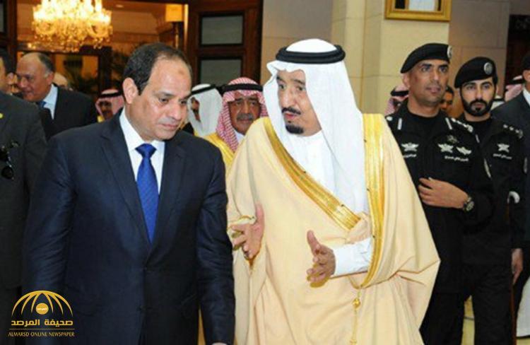 خادم الحرمين الشريفين يجري اتصالا هاتفيا بالرئيس المصري