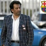 """نادي برشلونة يشكو """"شيخ قطري"""" بسبب تغريدة مسيئة"""