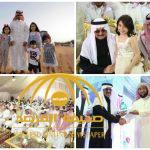 """بالصور: برعاية الشيخ """"خالد البراهيم"""" اختتام فعاليات المخيم الربيعي السنوي الثامن"""