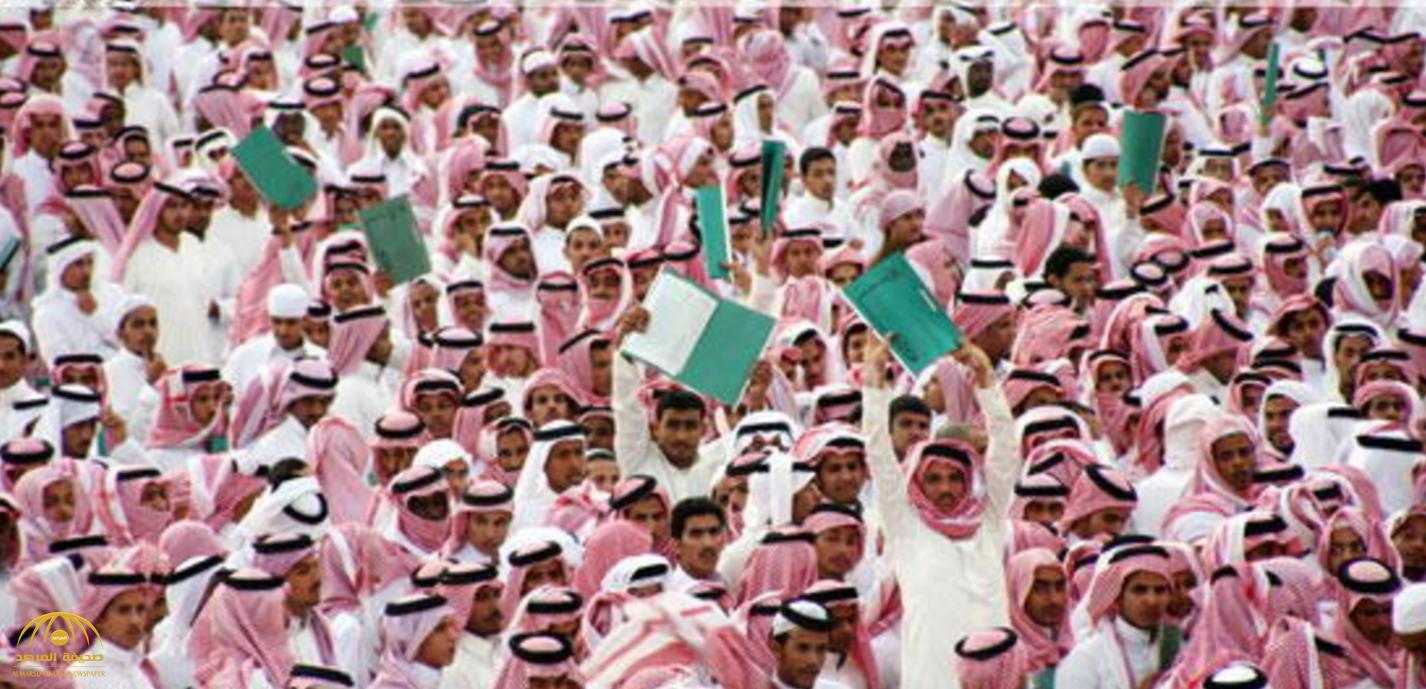 إحصائية صادمة عن عدد  السعوديين العاطلين من حملة الماجستير والدكتوراة.. و14 ألف أجنبي بالجامعات!