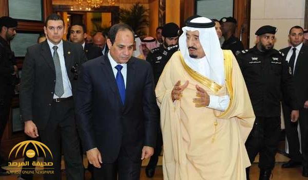 الرئيس المصري يزور السعودية يوم الأحد للقاء الملك سلمان