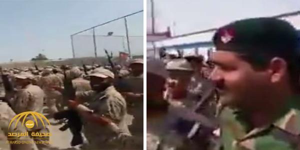 بالفيديو : شاهد كيف احتفى طلاب سعوديون بمدربهم الباكستاني