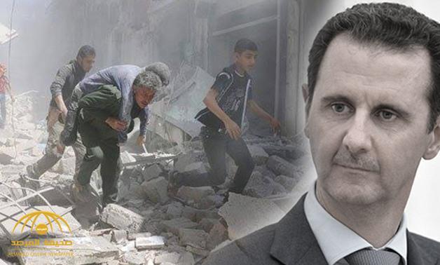 """شبهته بالبغدادي وبن لادن ..التايمز: هكذا يعيش الأسد """"الخائف"""" بمخبأ سري"""