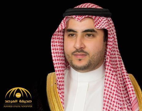 تعرف على السيرة الذاتية للأمير الطيار خالد بن سلمان سفير المملكة