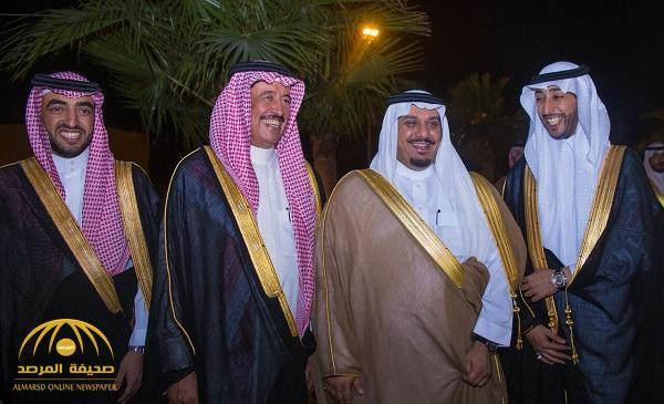 """بالصور: احتفال زواج  """" الوليد الشثري"""" من كريمة عبدالعزيز الحصان"""