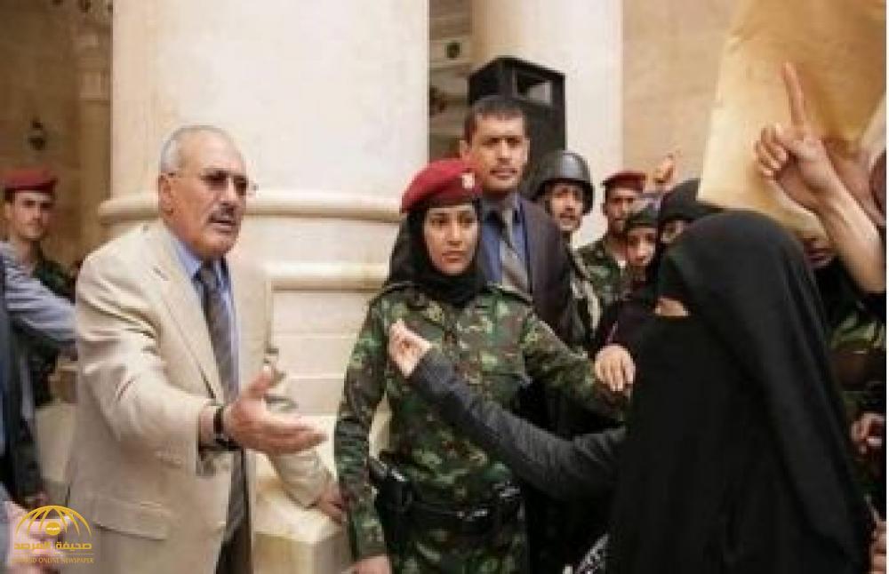 """المخلوع """"صالح"""" يحتمي بالنساء في صنعاء.. وجدل بين اليمنيين!"""