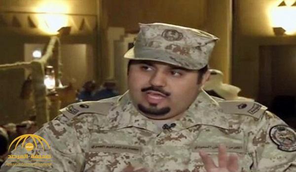 بعد انتشار مقطع فيديو له … الحرس الوطني يوضح سبب احتجاز أحد الأشخاص في الفوج الثاني عشر في رفحاء