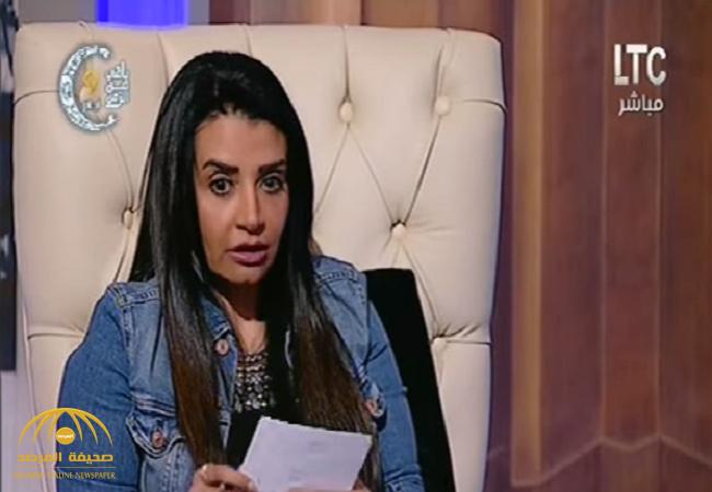 شاهد: فلكية مصرية  تتعرض لموقف محرج من متصل على الهواء