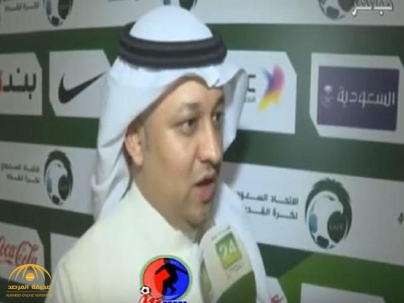 فيديو ..عادل عزت ردا على تعليق فيصل بن تركي: نحن أقوياء ولا أحد يستطيع تهديدنا !