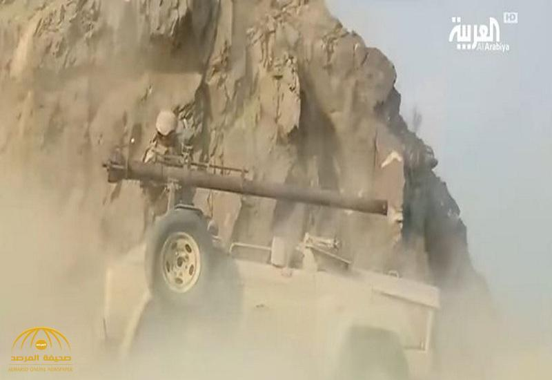 معركة حدودية بالطائرات والمدفعية.. القوات السعودية تكبد الانقلابيين خسائر فادحة في الأرواح ! –فيديو