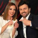 """الفنان """"تيم حسن"""" يحقق أمنية الإعلامية """"وفاء الكيلاني"""" بالزواج منها! -صور"""