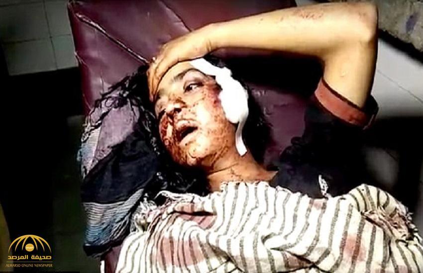 """هندية تسبح في الدماء بعد إطلاق والدها وشقيقها النار عليها بسبب """"إبراهيم"""" ! -صور وفيديو"""