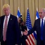 بالفيديو .. ترامب يحرج نتنياهو وينفعل على الصحفيين
