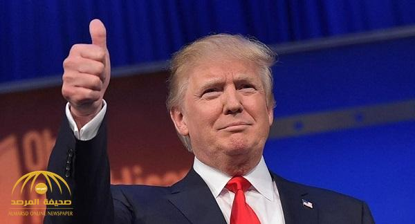 ترامب مغرداً : جلبنا مليارات الدولارات إلى أميركا