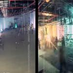 """شاهد بالفيديو  مراحل إنشاء  مركز """" اعتدال """" الضخم خلال  30 يوماً فقط"""