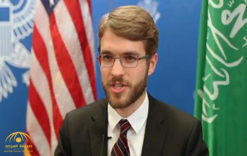 """السفارة الأمريكية بالرياض للسعوديين : أرسلوا لنا صور ومقاطع فيديو ترحب بـالرئيس""""ترامب"""" !"""