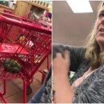 فيديو: سيدة متبرجة تهاجم أمريكية مسلمة منقبة في متجر بولاية فرجينيا.. شاهد ماذا حدث ؟
