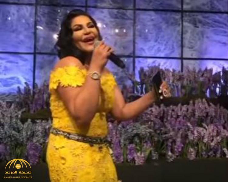 فيديو .. أحلام تشعل حفل زفاف شقيقتها بالرقص والغناء .. ووزنها الزائد يلفت الأنظار