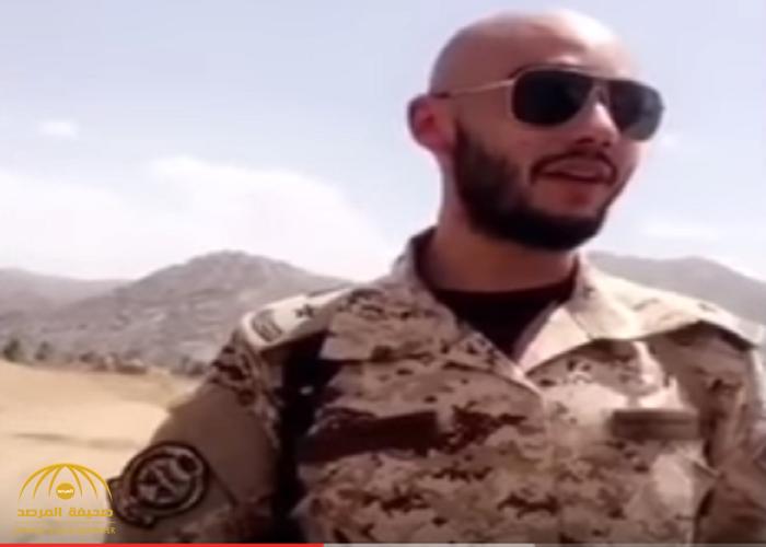 شاهد: رسالة الأمير محمد بن خالد بن طلال لخادم الحرمين والشباب السعودي من الحد الجنوبي