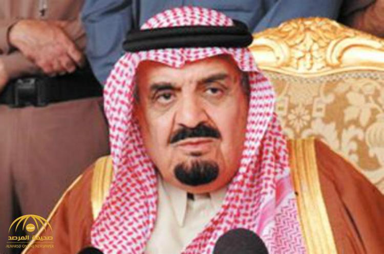وفاة الأمير مشعل بن عبدالعزيز رحمه الله