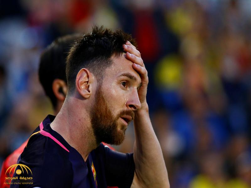 """محكمة إسبانية تقضي بسجن """"ميسي"""" لاعب برشلونة بتهمة التهرب الضريبي"""
