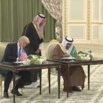 تفاصيل الرسائل الموجهة محليا حول الاتفاقيات الموقعة بين السعودية وأميركا للوصول إلى رؤية 2030