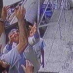 فيديو  : لحظة التقاط طفلة سقطت من شرفة منزلها