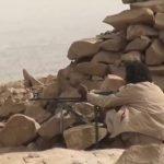 بالفيديو.. قناص يمني يتعهد بعدم قصَّ شعره قبل دحر الحوثي من صنعاء