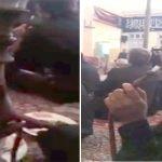 """بالفيديو: """"إيرانيون"""" يُدخنون """"الشيشة"""" داخل """"حسينية"""" أثناء حلقة وعظ !"""