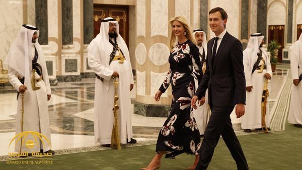 """ماذا قالت """"إيفانكا"""" ترامب في أول تغريدة لها من الرياض – صورة"""