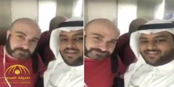 بالفيديو : مخرج لبناني يعلن إسلامه في الرياض