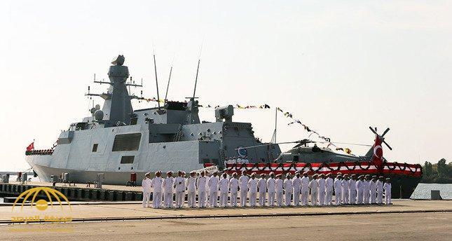السعودية تُلغي صفقة شراء سفن حربية تركية بملياري دولار